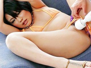 Haruna Katou finishes off hard after..