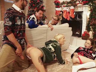 Christmas Family Bang-out